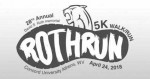 The 28th Annual David S. Roth Memorial 5K Run