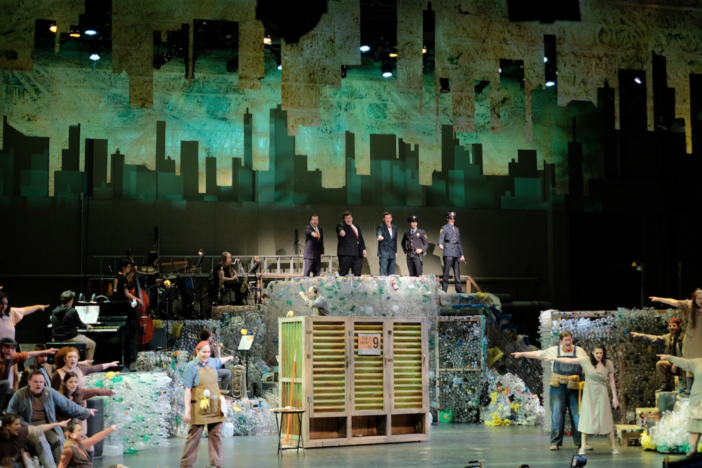 Stand out musical Urinetown hits the Berrie Center