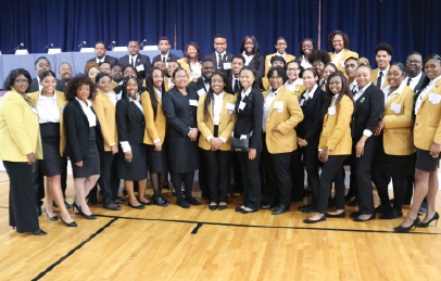 SLI joins Southern University for leadership conference