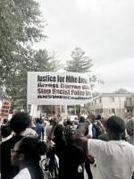 """Howard students get it: """"No justice, no profit!"""""""