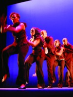 Ten high school Step Afrika girls return from Croatia with new perspectives