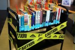 Honor society stages demonstration on banned books