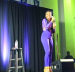 'Girls' Trip' star performs