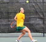Doubles point drought hurts Lady Lions