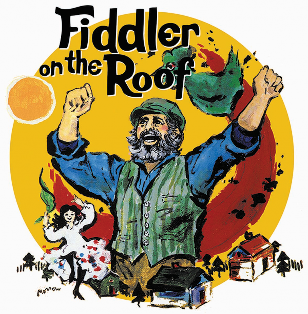 "Auditions for ETC's ""Fiddler on the Roof """