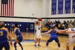 Women's basketball riding nine game winning streak