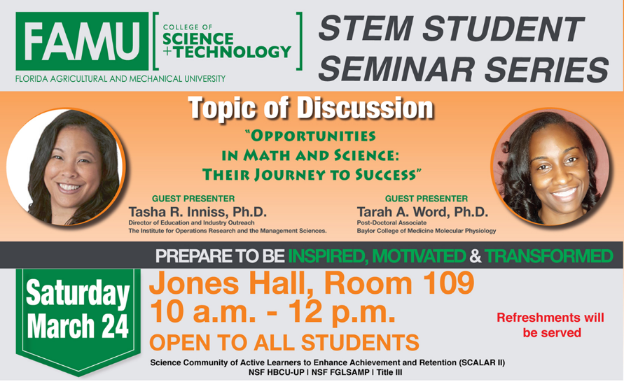 STEM takes center stage at FAMU