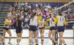 Volleyball hindered by injuries