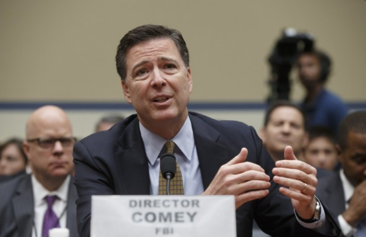 Ghost of email's past: Comey reopens Clinton Scandal