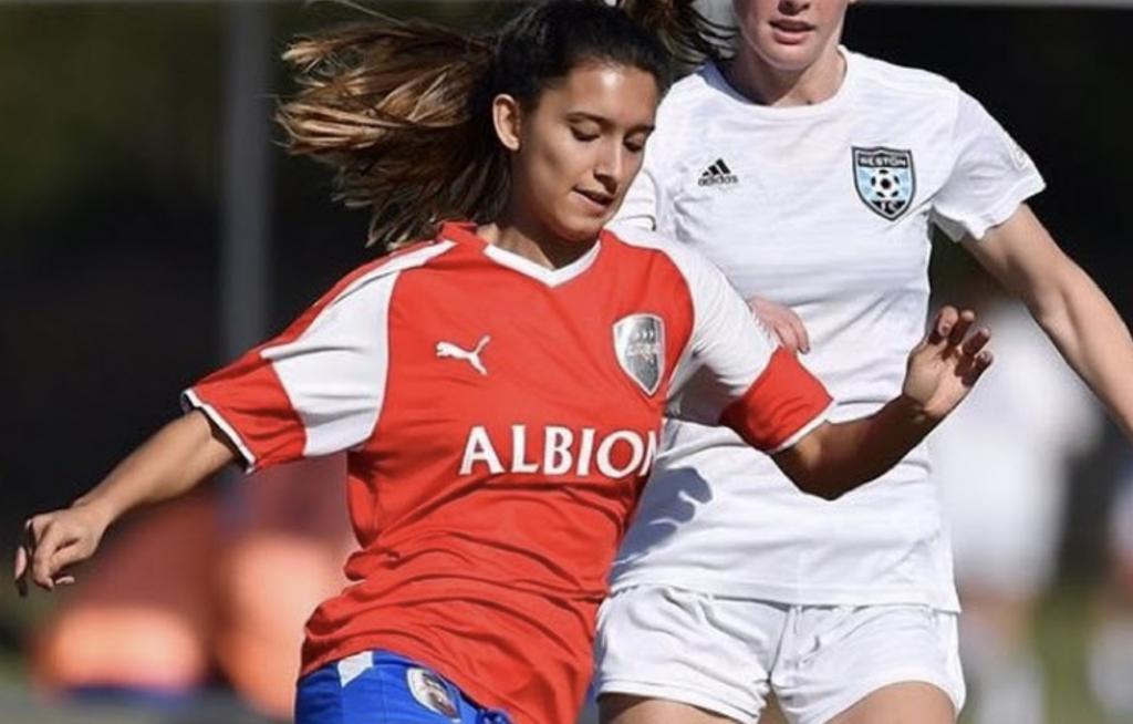 O'Hara: 'I wanted to play soccer because my sister played'