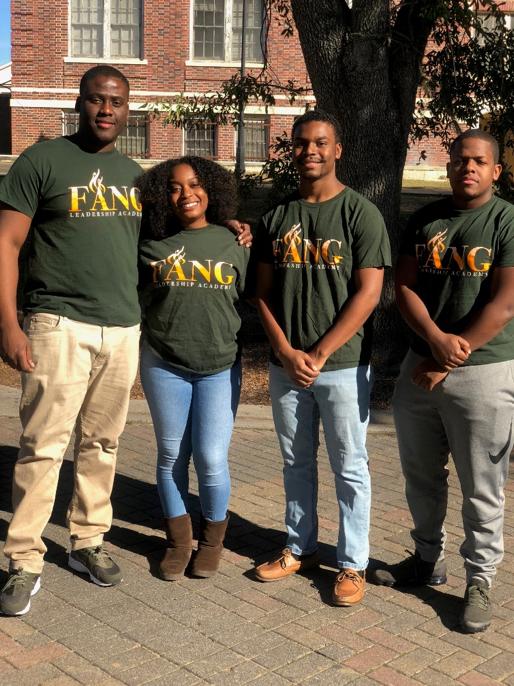FANG leadership program growing