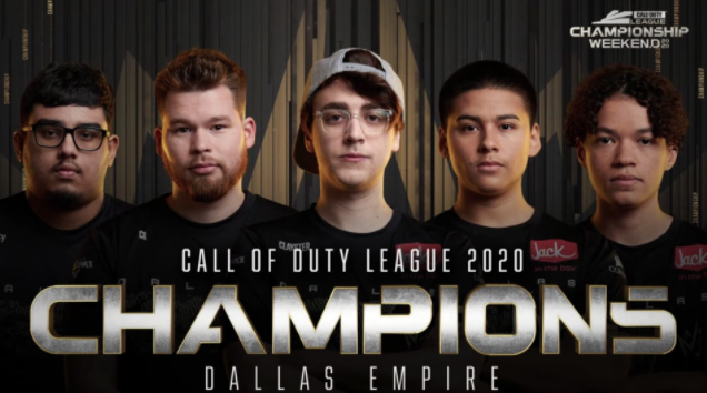 Champs crowned in esports events