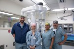 Shannon Medical Center celebrated 5,000 surgeries with the Da Vinci Xi surgical system