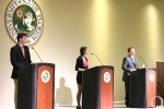 SG presidential candidates prepare for first debate
