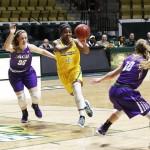 Women's basketball looks to close season on a high