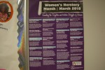 Herstory month creates platform to get involved