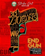 Gun violence the focus of Strike Out Showcase