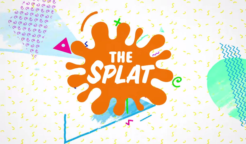 'The Splat' welcomes all forms of '90s Nick nostalgia