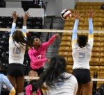 Grambling volleyballers fall  to Southern in home opener