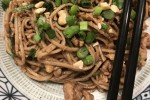 Recipe of the Week: Sesame Peanut Butter Noodles