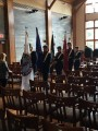 Veteran's Association Holds Veterans Day Ceremony