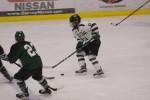Women's hockey advances to semifinals