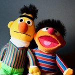 Bert and Ernie's relationship should be celebrated