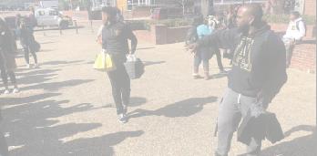 Alpha Phi Alpha hosts Woman's Appreciation on the Yard