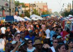 H Street Prepares for City's Biggest Block Party