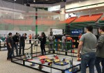 Robotic competition dazzles spectators