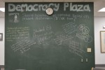 Chalkboard encourages civic conversations