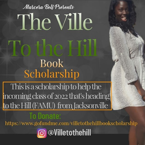 Ville to the Hill Book Scholarship