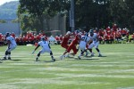 Marist Football Drops Heartbreaker On Parents Weekend