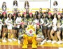 GSU cheer squad claims firstGrambling State University Cheerleaders competitive spirits willed them to a first place finish at the HBCU All-Star Cheer and Dance Competition April 9 in Atlanta, GA. In