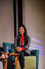 Gabby Douglas addresses Olympic training, cyberbullying at Wednesday's ULS