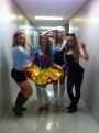 Halloween in college: costume ideas