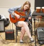 The six-string fills Pottle with rock, blues and original works