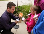 Candlelight vigil brings tears, hope