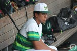 Freshman pitcher finds his stride in the bullpen