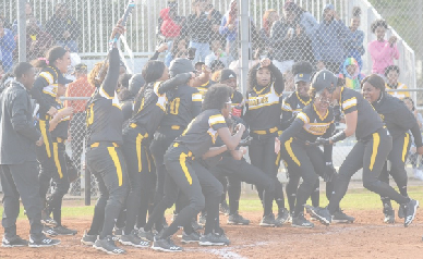 Lady Tigers claim first SWAC Series win in 4 years