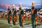 Marching 100: 70 years of out of this world precision