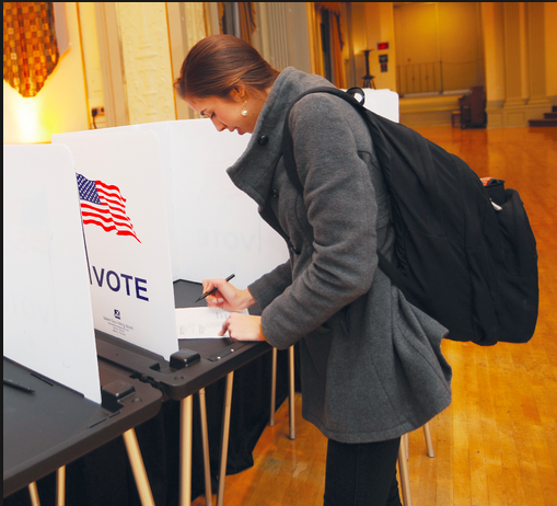 Election 2016: The Millennial Vote