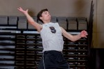 Men's Volleyball Team Hosts First of Many Tri-Matches