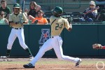 USF completes four-game sweep with nine-run win