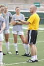 McBride begins practice for Lady Lions soccer