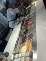 Salad Bar in Hendrix Bistro