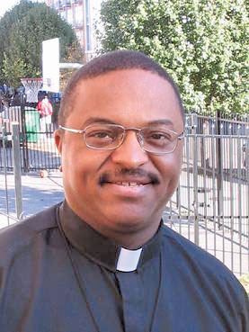 Reverend Patrick Smith