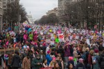 Women's marches capture the nation's attention
