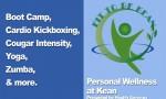 Kean Puts Fitness First