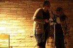 "Musical Talent Displayed at ""Reflexes"" Open Mic Night"